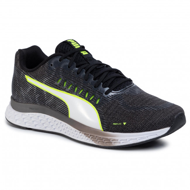 Buty PUMA Speed Sutamina 192513 09 BlackCasterockYellowWht