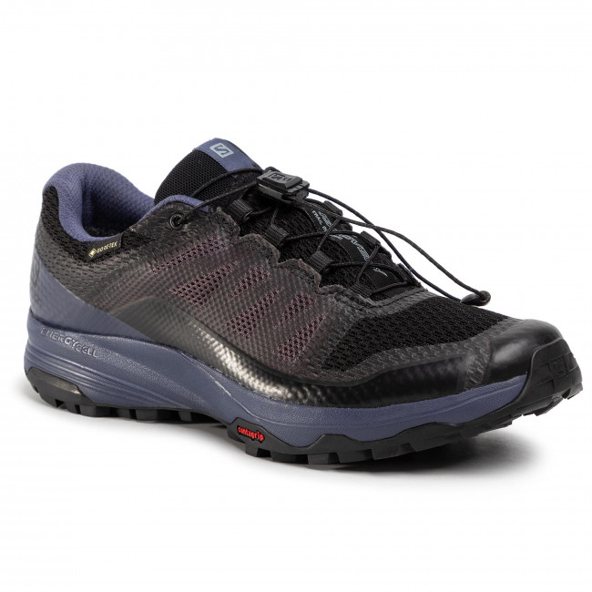 Buty SALOMON - Xa Discovery Gtx W GORE-TEX 406806 22 W0 Black/Crown Blue/Ebony