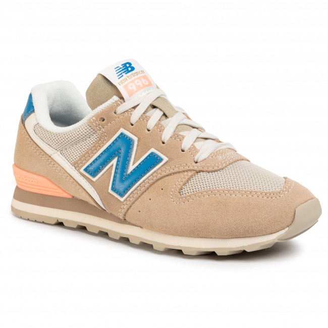 Sneakersy NEW BALANCE - WL996COK  Medium Moyen