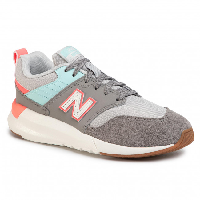 Sneakersy NEW BALANCE - YS009RC1 Szary