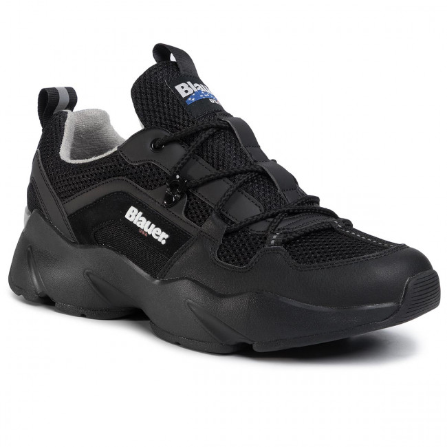 Sneakersy BLAUER - S0MARVIN01/MES Black