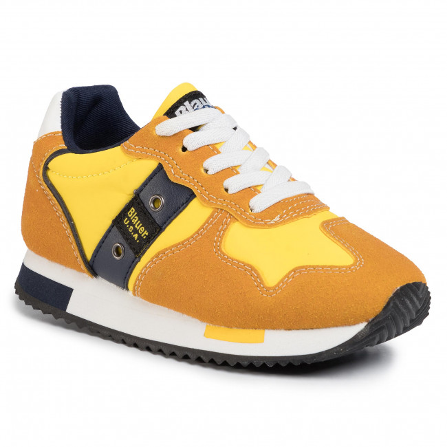 Sneakersy BLAUER - S0DASH02/NYL M Yellow