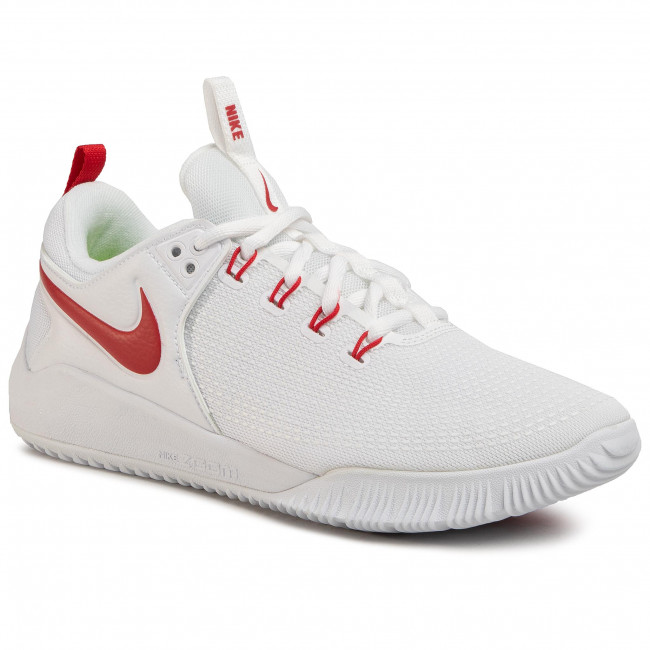 Buty NIKE - Air Zoom Hyperace 2 AR5281 106 White/University Red