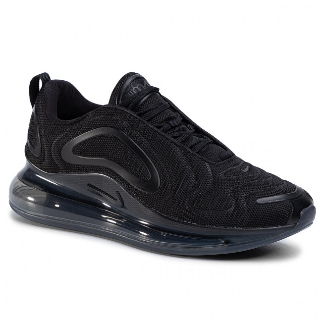 Buty NIKE - Air Max 720 AO2924 007 Black/Black Anthracite