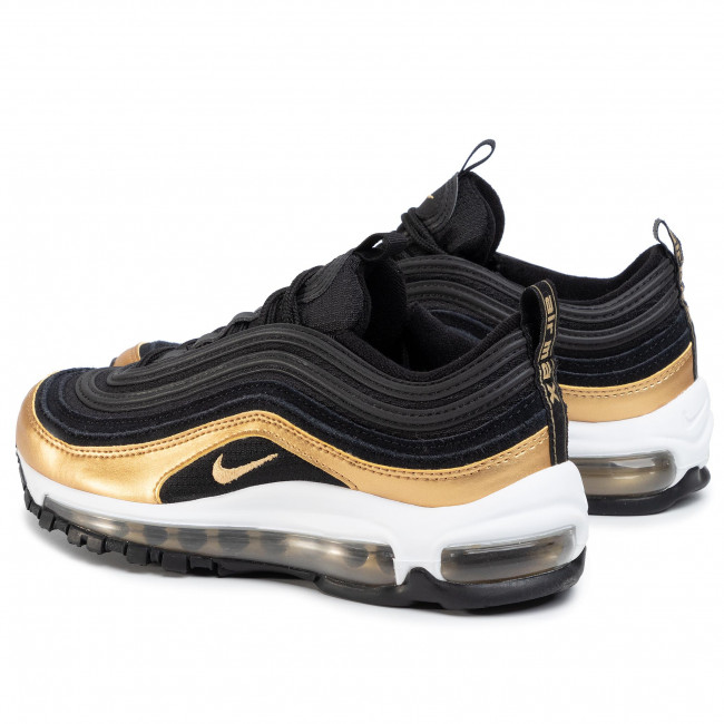 Buty NIKE Air MAx 97 (GS) 921522 014 BlackMetallic Gold