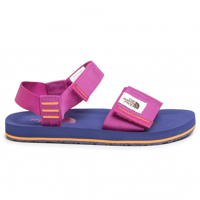 Sandały THE NORTH FACE - Skeena Sandal NF0A46BFNBP Wild Aster Purple/Bright Navy