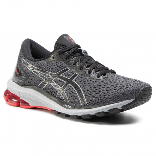 Buty ASICS - GT-1000 9 1011A770 Carrier Grey/Black 023