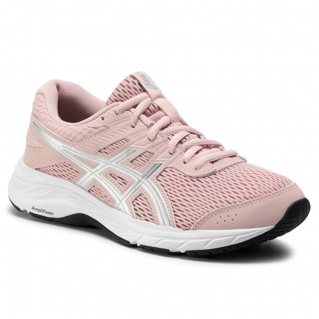 Buty ASICS - Gel-Contend 6 1012A570  Ginger Peach/White 702