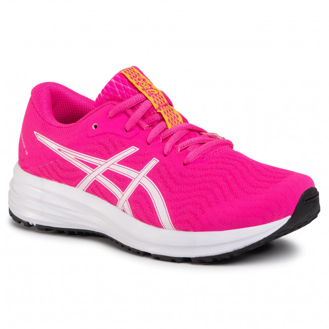 Buty ASICS - Patriot 12 Gs 1014A139 Pink Glo/White 700