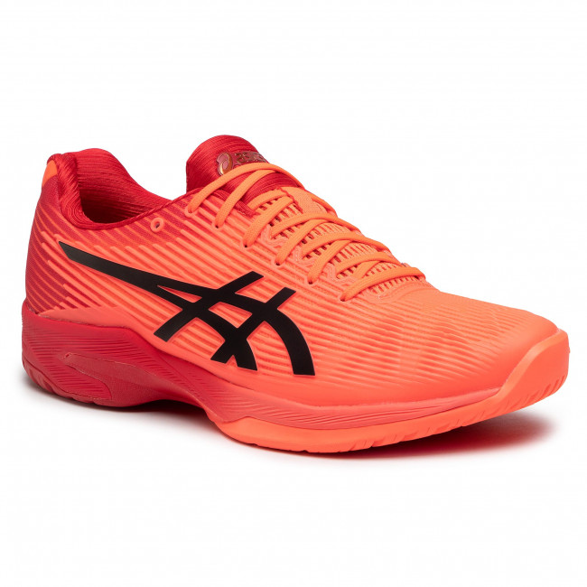 Buty ASICS - Solution Speed Ff Tokyo 1041A150 Sunrise Red/Eclipse Black