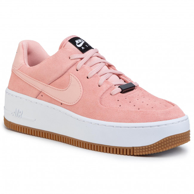 Buty Nike Air Force 1 Sage Low (AR5339 603) CORAL STARDUST