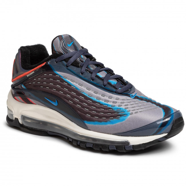 Buty NIKE - Air Max Deluxe AJ7831 402 Thunder Blue/Photo Blue