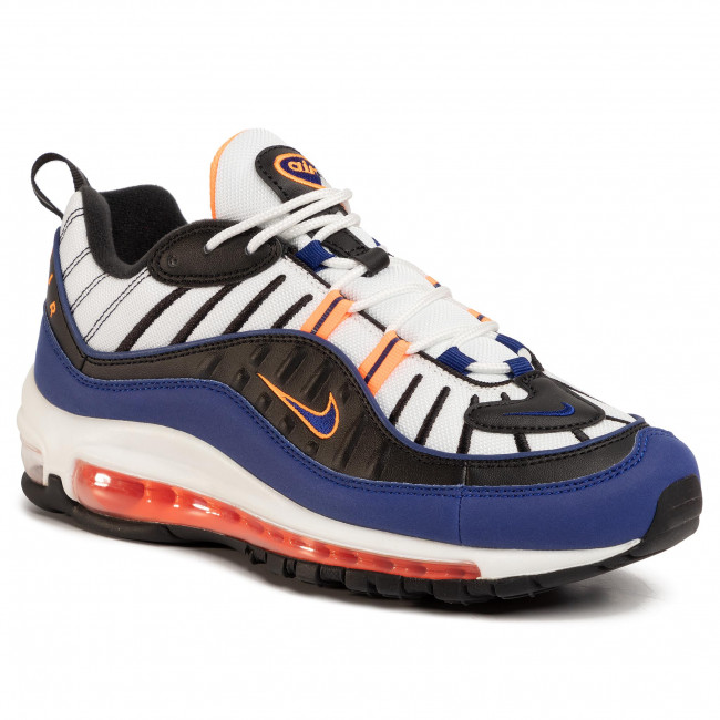 Buty NIKE Air Max 98 CD1536100 WhiteDeep Royal Blue
