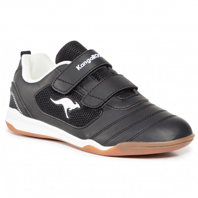Sneakersy KANGAROOS - Nicourt V 18616 000 5012 Jet Black/White