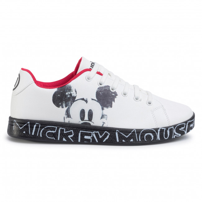 Sneakersy DESIGUAL Shoes Cosmic Mickey Mouse 20SSKP33 10000