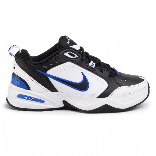 Buty NIKE Air Monarch IV 415445 002 BlackBlackWhite