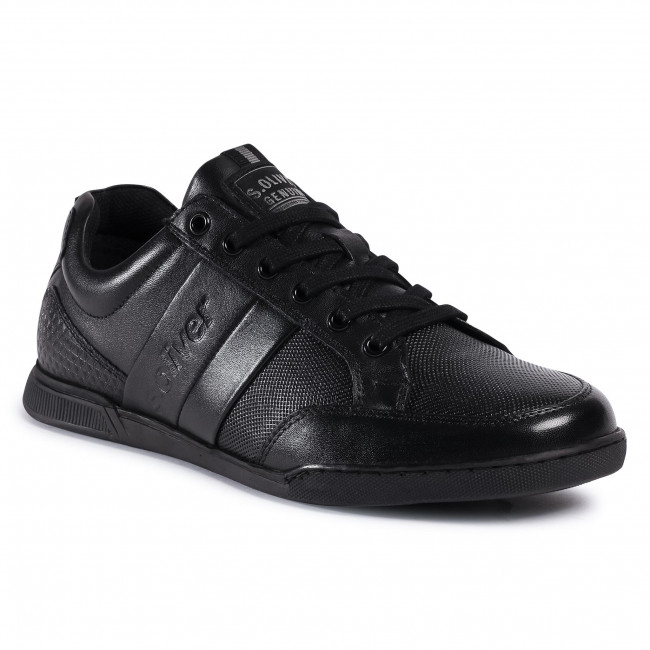 Sneakersy S.OLIVER - 5-13619-35  Black 001