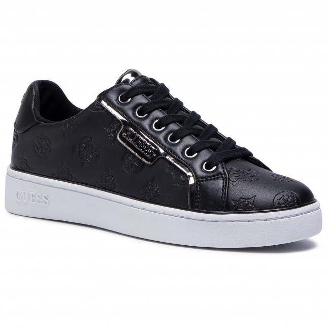 Sneakersy GUESS - Banq FL7BAN ELE12 BLACK
