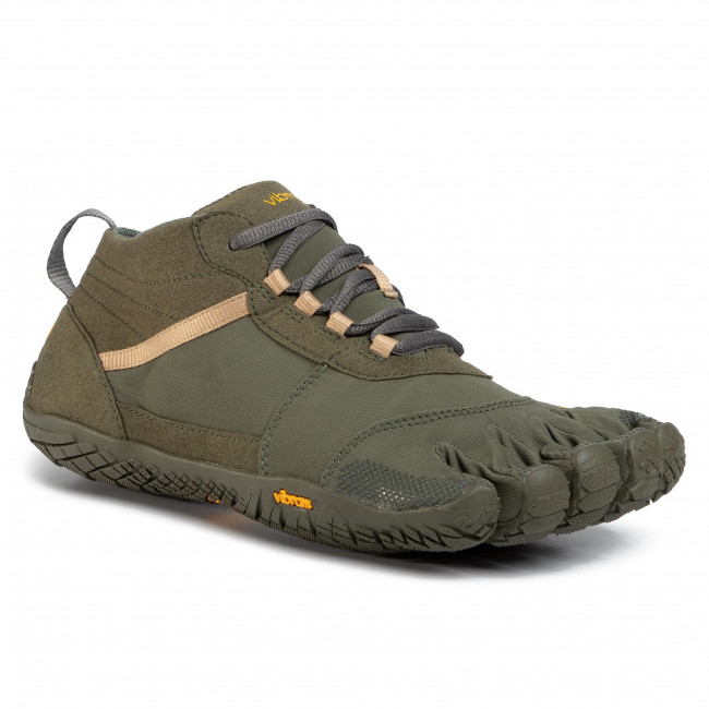 Buty VIBRAM FIVEFINGERS - V-Trek 18M7402  Military/Dark Grey