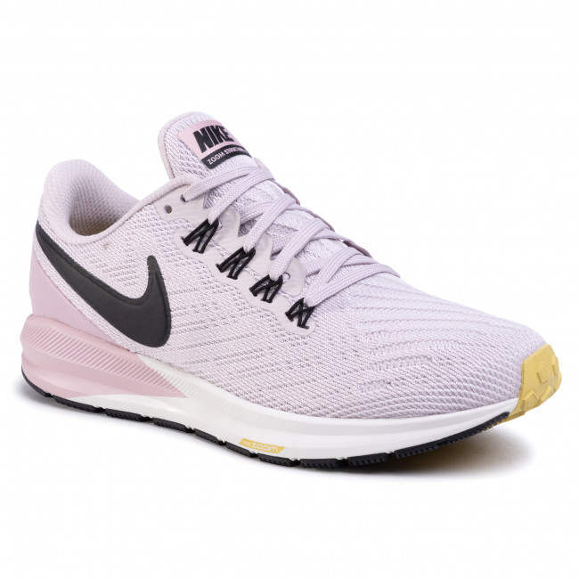 Buty NIKE - Air Zoom Structure 22 AA1640 009 Platinum Violet/Black