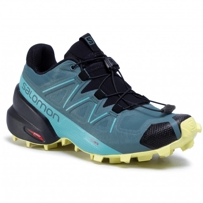 Buty SALOMON - Speedcross 5 W 411168 20 G0 North Atlantic/Black/Charlock