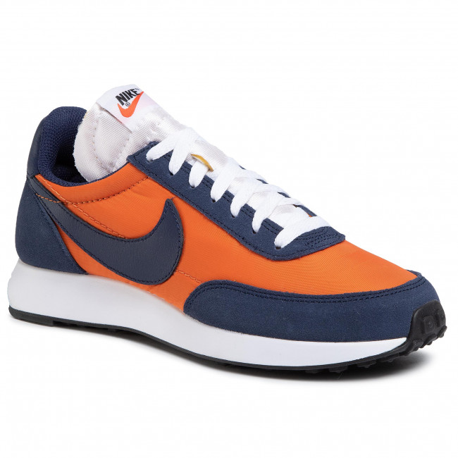 Buty NIKE - Air Tailwind 79 487754 800 Starfish/Midnight Navy/White