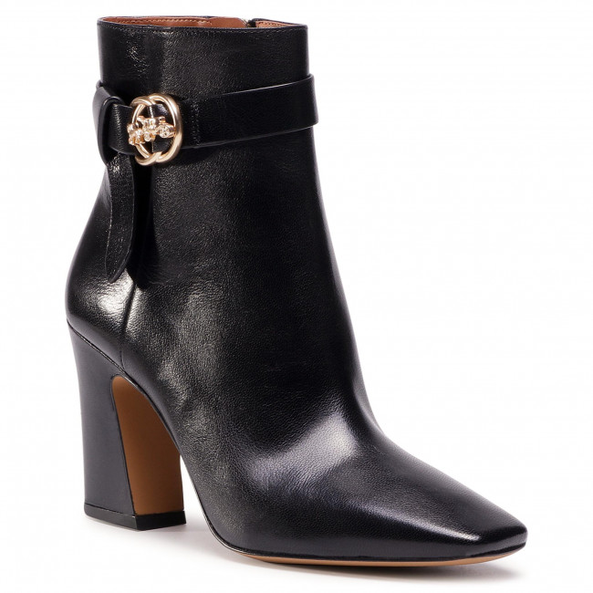 Botki COACH - Teri Leather Bootie G5241 11000148 Black BLK