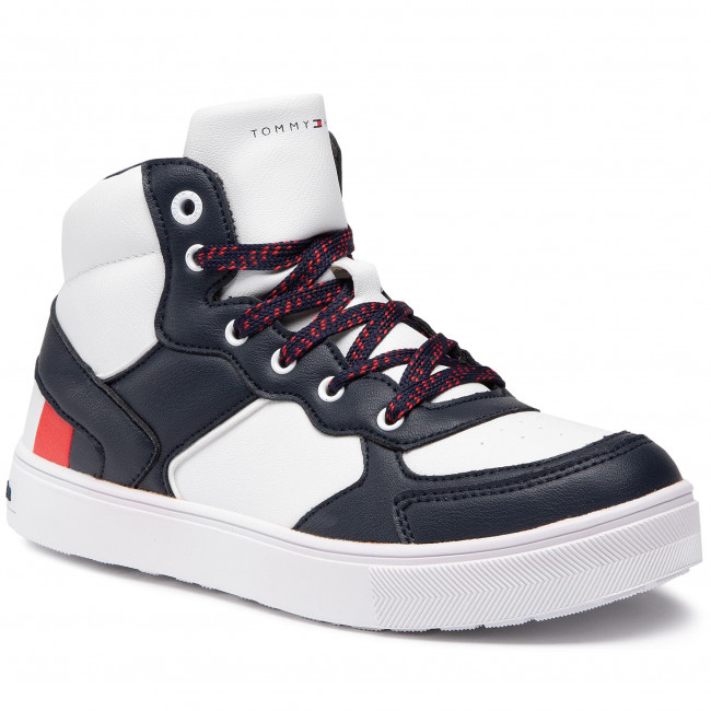 Sneakersy TOMMY HILFIGER - T3B4-30928-0621X007 S Blue/White