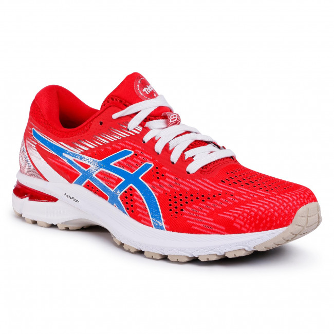 Buty ASICS - GT-2000 8 1012A656 Red/Electric Blue 600