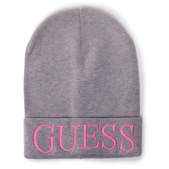 Czapka GUESS - Not Coordinated Hats AW8535 WOL01 GRY