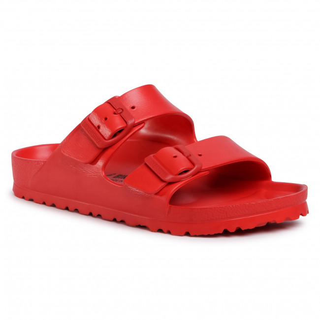 Klapki BIRKENSTOCK - Arizona 1017996  Active Red