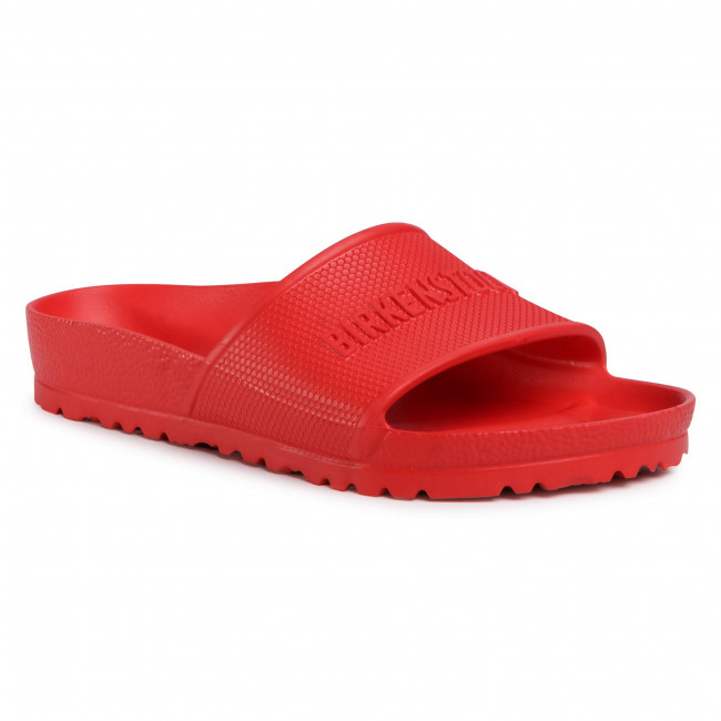 Klapki BIRKENSTOCK - Barbados 1017718  Active Red