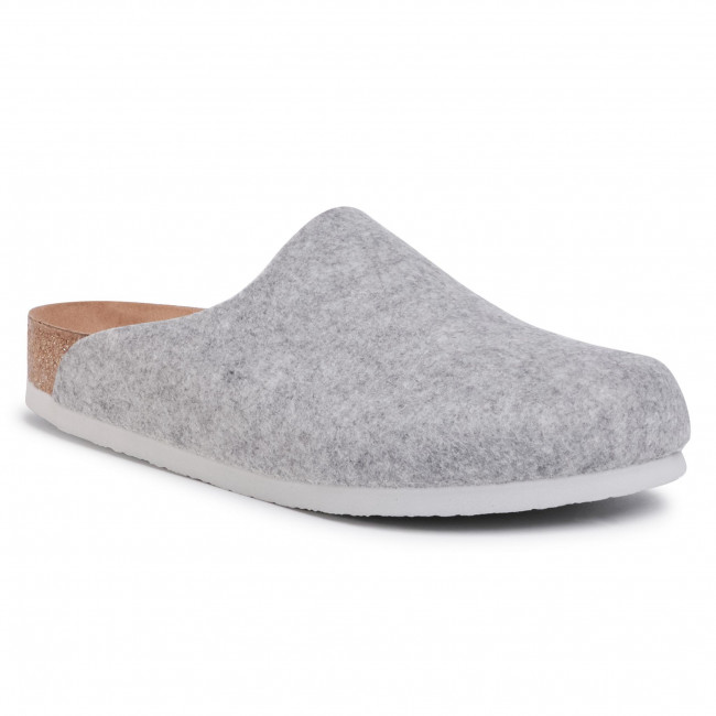 Kapcie BIRKENSTOCK - Amsterdam Bs 0559111 Light Gray