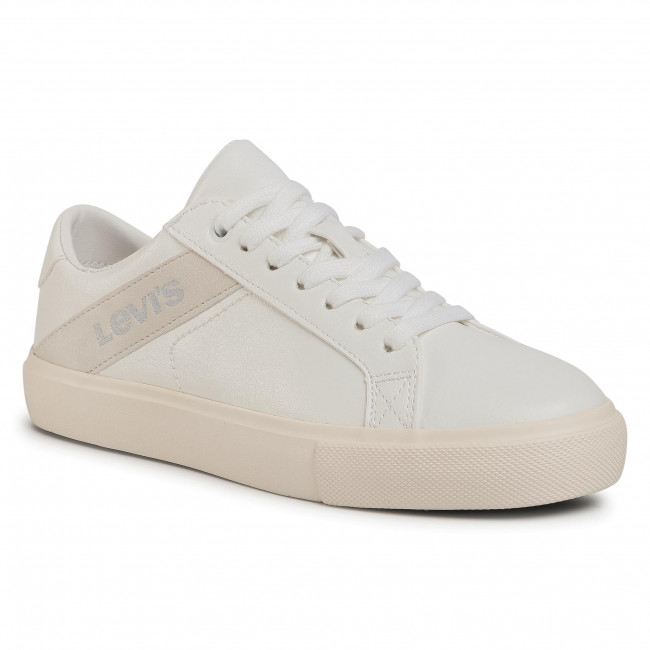 Sneakersy LEVI'S® - Woodward Ls 231445-1794-51 Regular White