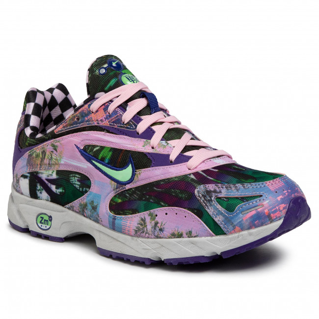 Buty NIKE - Streak Spectrum Plus Prem AR1533 500 Court Purple/Lt Poison Green