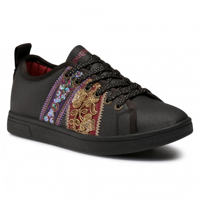 Sneakersy DESIGUAL - Cosmic Ribbons 20WSKA01 2000