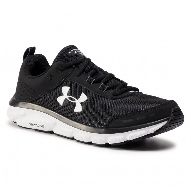 Buty UNDER ARMOUR - Ua Charged Assert 8 3021952-001 Blk
