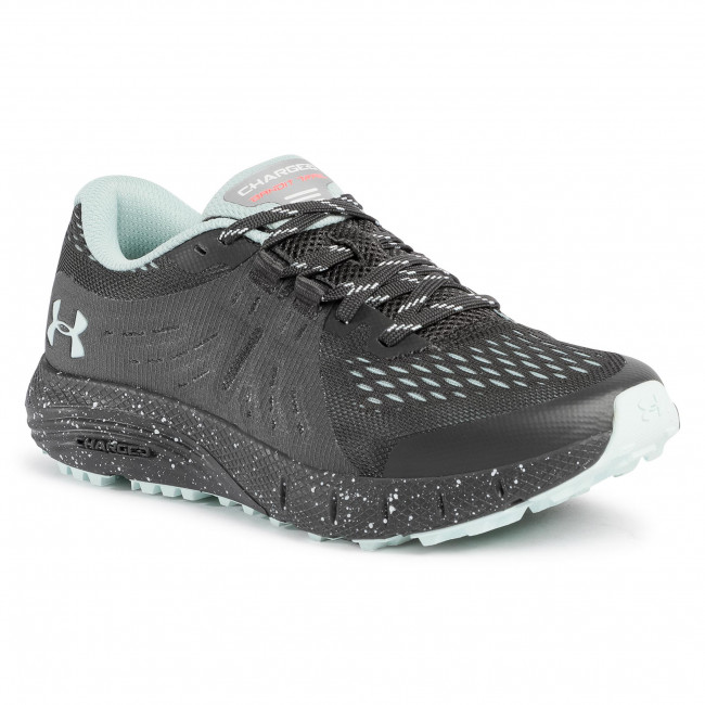 Buty UNDER ARMOUR - Ua W Charged Bandit Trail 3021968-100 Gry