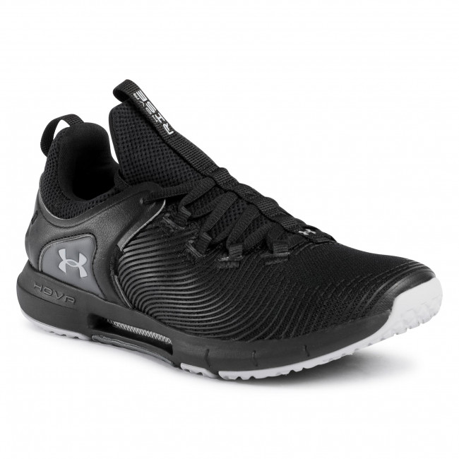 Buty UNDER ARMOUR - Ua Hovr Rise 2 3023009-001 Blk