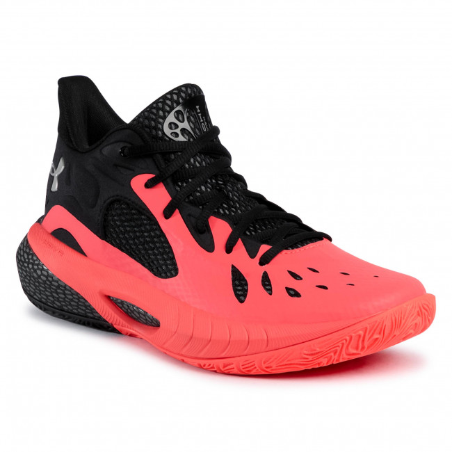 Buty UNDER ARMOUR - Ua Hovr Havoc 3 3023088-601 Red