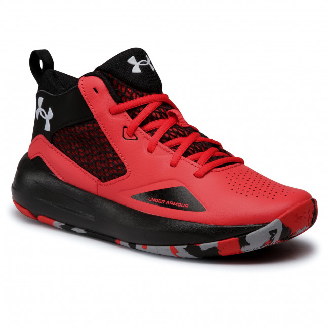 Buty UNDER ARMOUR - Ua Lockdown 5 3023949-601 Red