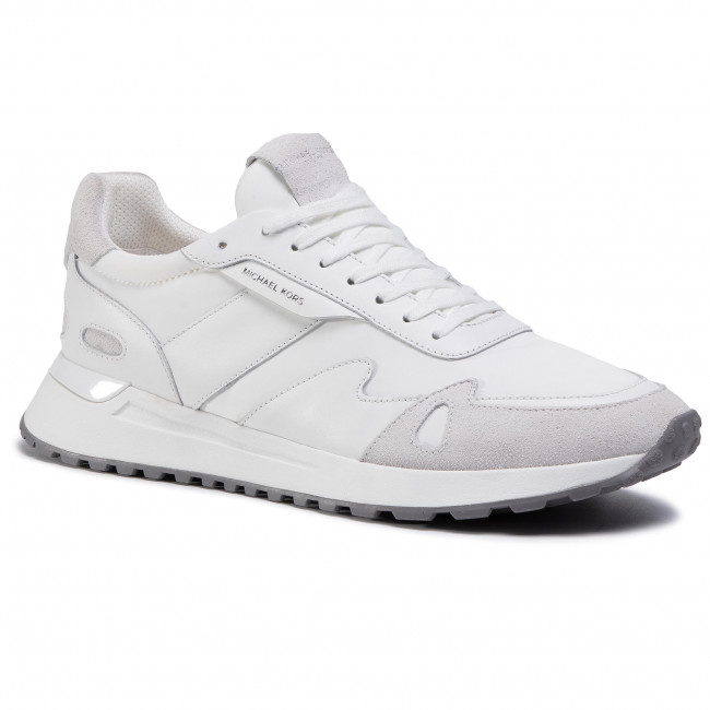 Sneakersy MICHAEL KORS - Miles 42F9MIFS2S Optic White