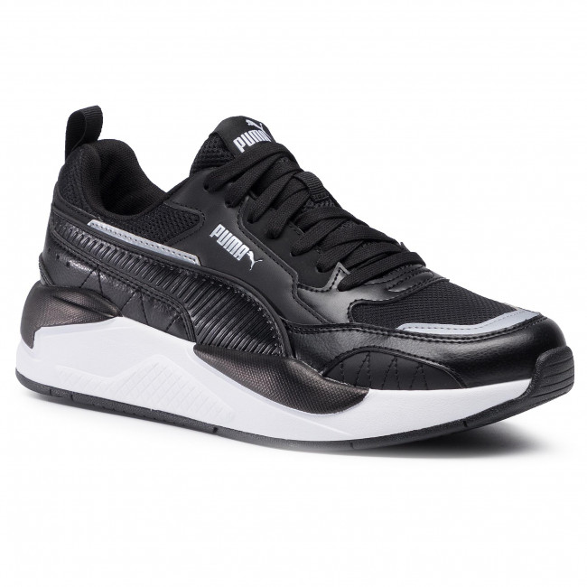 Sneakersy PUMA - X-Ray 2 Square 373108 08 Black/Black/White