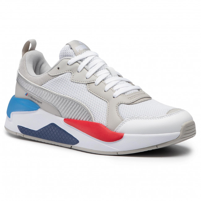 Sneakersy PUMA - Bmw Mms X-Ray 306503 02 P Wht/Pu Silver/Gray Violet