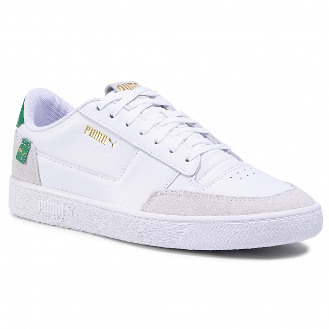 Sneakersy PUMA - Ralph Sampson Mc Clean 374068 04 P White/Amazon Green/P White