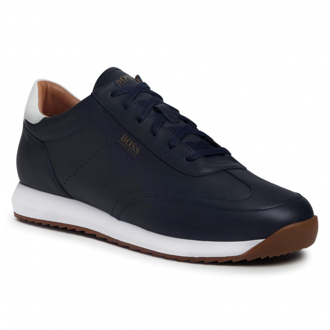 Sneakersy BOSS - Sonic 50432576 10214595 01 Dark Blue 401