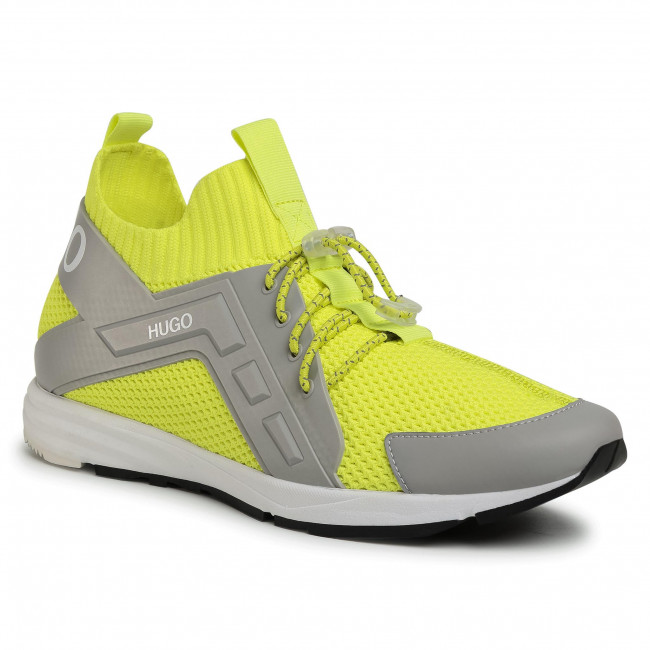 Sneakersy HUGO - Hybrid 50433050 10227421 01 Bright Yellow 730