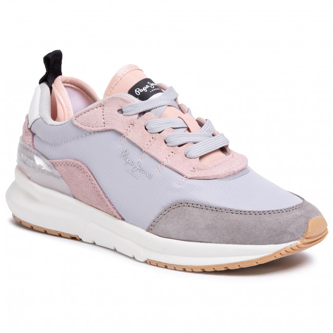 Sneakersy PEPE JEANS - N22 Summer PGS30449 Light Pink 315