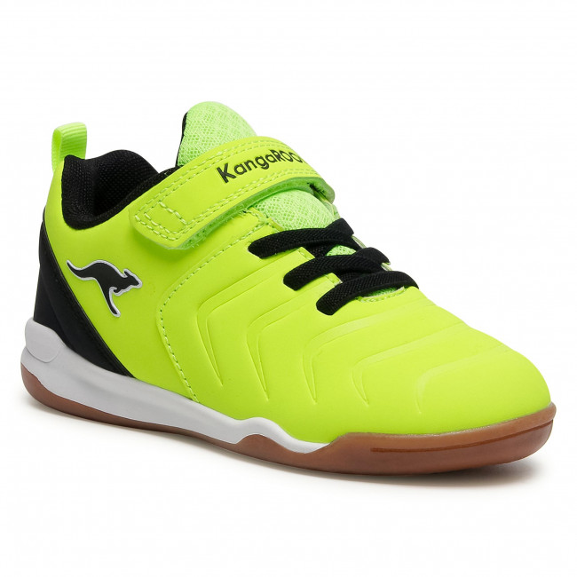 Buty KANGAROOS - Speed Comb Ev 18612 000 7013 Nean Yellow/Jest Black