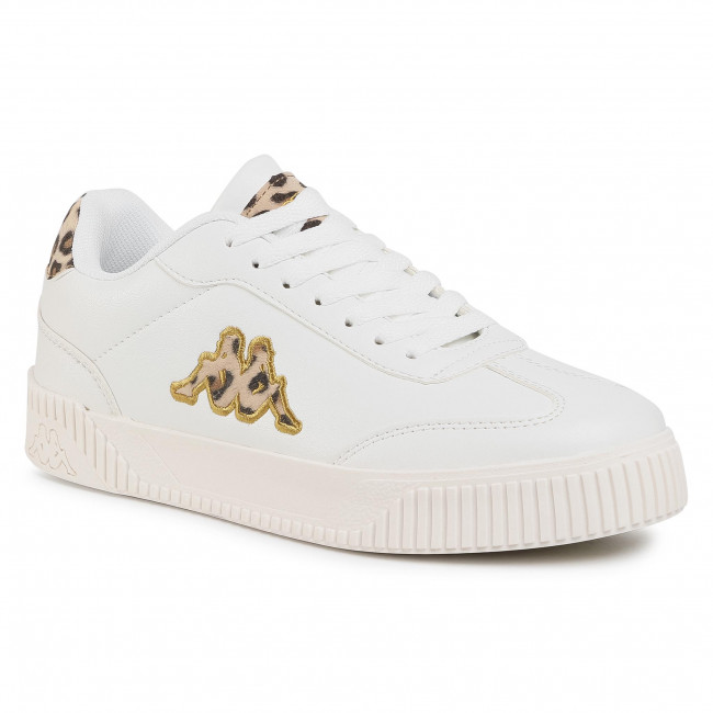 Sneakersy KAPPA - Dimmy 242950 White/Leo 1077